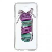 Θήκη Σιλικόνης TPU για Samsung Galaxy J6 Plus J610F / J6 Prime - Μακαρόν