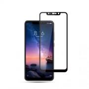 MOCOLO Σκληρυμένο Γυαλί (Tempered Glass) Προστασίας Οθόνης Πλήρης Κάλυψης για Xiaomi Redmi Note 6 Pro - Μαύρο