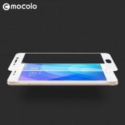 MOCOLO Σκληρυμένο Γυαλί (Tempered Glass) Προστασίας Οθόνης Πλήρης Κάλυψης για Meizu M6 Note - Λευκό