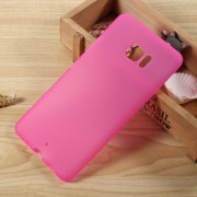 Soft TPU Matte Cell Phone Cover for HTC U Ultra - Rose