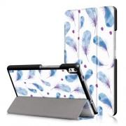 Δερμάτινη Θήκη Βιβλίο Tri-Fold με Βάση Στήριξης για Lenovo Tab 4 8 Plus (TB-8704F,N) - Φτερά
