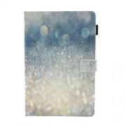 Δερμάτινη Θήκη Πορτοφόλι με Βάση Στήριξης για Huawei MediaPad M5 8 (8.4-inch) - Γκλίτερ και Μπαλόνια
