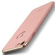 MOFI Guard Series 3 σε 1 Electroplating Θήκη Σκληρή για iPhone 8 - Ροζέ Χρυσαφί