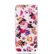 Θήκη Σιλικόνης TPU για Xiaomi Redmi Note 6 - Πολύχρωμα Λουλούδια