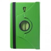 Περιστρεφόμενη Δερμάτινη Θήκη Βιβλίο με Βάση Στήριξης για Samsung Galaxy Tab A 10.5 (2018) T590 T595 - Πράσινο