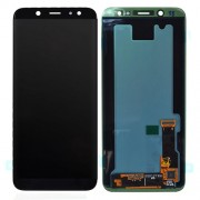 Original Samsung LCD and Digitizer Touch Screen for Samsung Galaxy A6 (2018) SM-A600F - Black (GH97-21897A)