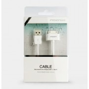 1.5m Pisen USB Sync Data Charging Cable Cord for iPhone 4S 4 iPod Touch 4