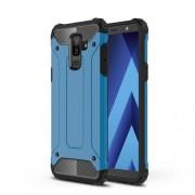 Tough Armor Υβριδική Θήκη Σιλικόνης TPU σε Συνδυαμό με Πλαστικό για Samsung Galaxy A6 Plus (2018) / A9 Star Lite / J8 (2018) - Μπλε