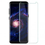 9H Anti-explosion Tempered Glass Screen Protector for Samsung Galaxy S9 Plus SM-G965 - Transparent