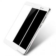 Σκληρυμένο Γυαλί (Tempered Glass) Προστασίας Οθόνης Πλήρης Κάλυψης για Xiaomi Redmi Note 4 (Mediatek) - Λευκό