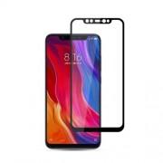 MOCOLO Σκληρυμένο Γυαλί (Tempered Glass) Προστασίας Οθόνης Πλήρης Κάλυψης για Xiaomi Mi 8 - Μαύρο