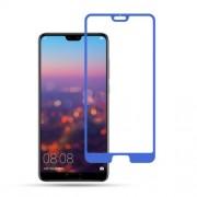 MOCOLO Σκληρυμένο Γυαλί (Tempered Glass) Προστασίας Οθόνης Πλήρης Κάλυψης για Huawei P20 Pro - Μπλε