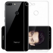 Ultra Thin Soft Clear TPU Phone Case for Huawei Honor 9 Lite / Honor 9 Youth Edition