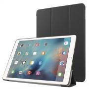 Δερμάτινη Θήκη Βιβλίο Tr-Fold με Βάση Στήριξης για iPad Pro 9.7 inch - Μαύρο