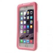 IP-68 Αδιάβροχη Θήκη για iPhone 8 Plus / 7 Plus / 6s Plus / 6 Plus - Ροζ