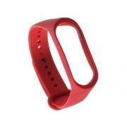 Μπρασελέ Σιλικόνης για το Xiaomi Mi Band 3 - Κόκκινο