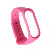 Flexible TPU Wrist Sport Band Replacement for Xiaomi Mi Band 3 - Rose