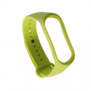 Flexible TPU Wrist Band Accessory for Xiaomi Mi Band 3 - Green