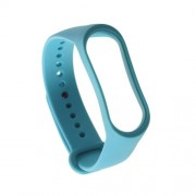 Flexible TPU Wrist Strap Accessory for Xiaomi Mi Band 3 - Baby Blue