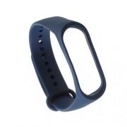 Μπρασελέ Σιλικόνης για το Xiaomi Mi Band 3 - Σκούρο Μπλε