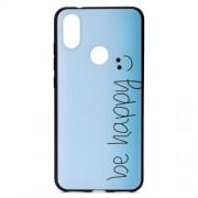 Θήκη Σιλικόνης TPU για Xiaomi Redmi S2 - Η Φράση Be Happy