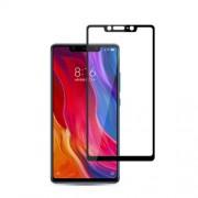 MOCOLO Σκληρυμένο Γυαλί (Tempered Glass) Προστασίας Οθόνης Πλήρης Κάλυψης για Xiaomi Mi 8 SE - Μαύρο