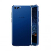 Clear Soft TPU Case with Non-slip Inner for Huawei Honor 10 - Transparent