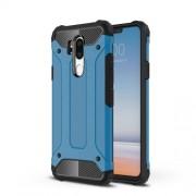 Tough Armor Υβριδική Θήκη Σιλικόνης TPU σε Συνδυαμό με Πλαστικό για LG G7 ThinQ - Μπλε