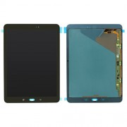 Original LCD Screen and Digitizer Touch Screen for Samsung Galaxy Tab S2 9.7 SM-T810 / SM-T815 - Black (GH97-17729A)