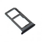 Original Sim Card Tray for Samsung Galaxy S8 G950 - Black (GH98-41131A)