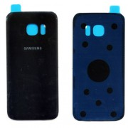 Battery Cover for Samsung Galaxy S7 G930 - Black/Blue