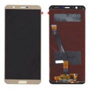 LCD Screen and Digitiger for Huawei P Smart - Gold