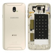 Original Battery Cover for Samsung Galaxy J7 (2017) SM-J730 - Gold (GH82-14448C)