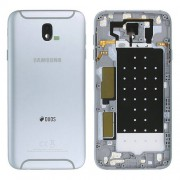 Original Battery Cover for Samsung Galaxy J7 (2017) SM-J730 - Silverblue (GH82-14448B)