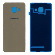 Battery Cover for Samsung Galaxy A3 (2016) SM-A310F - Gold