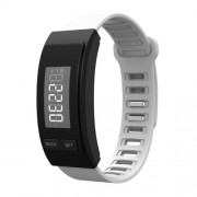 h7 Wearable Pedometer Wristbands Bracelet - White
