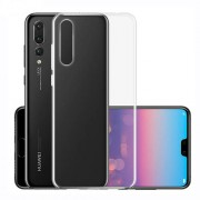 Ultra Thin Clear Soft TPU Case for Huawei P20 Pro