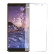 0.3mm Tempered Glass Screen Protector Film for Nokia 7 plus Arc Edge