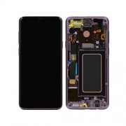 Original Samsung LCD and Digitizer Touch Screen for Samsung Galaxy S9 Plus G965 - Violett (GH97-21691B)