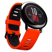 XIAOMI Amazfit Pace Sports Smart Watch - Black / Red