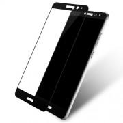 LENUO Σκληρυμένο Γυαλί (Tempered Glass) Προστασίας Οθόνης Πλήρης Κάλυψης για Huawei Mate 9 - Μαύρο