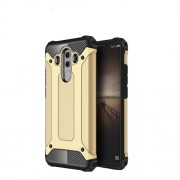 Armor Guard Plastic + TPU Combo Casing for Huawei Mate 10 Pro - Gold