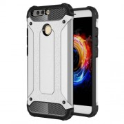 Armor Guard PC + TPU Hybrid Case Cover for Huawei Honor 8 Pro / Honor V9 - Silver