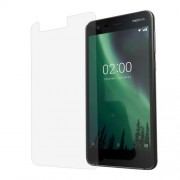 For Nokia 2 0.3mm Tempered Glass Screen Protector Arc Edge