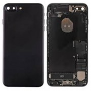 Καπάκι Μπαταρίας με Όλα τα Παρελκόμενα (Back cover assembly) για iPhone 7 Plus - Μαύρο