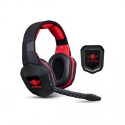 SOG XPERT-H9 Wireless MULTIPLATFORM Headset - Black/Red
