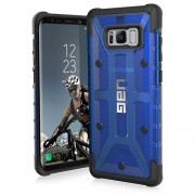 UAG PLASMA Hard Case for Samsung Galaxy S8 Plus - Cobalt/Black