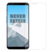 For OnePlus 5T Mobile Tempered Glass Screen Protector Guard Film (Arc Edge)