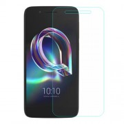 For Alcatel Idol 5 0.3mm Tempered Glass Screen Protector Film (Arc Edge)