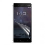 Matte Anti-glare LCD Screen Protector Film for Nokia 6 (Black Package)